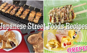 Top 11 Japanese Street Foods You Can Make At Home | Japanese ..