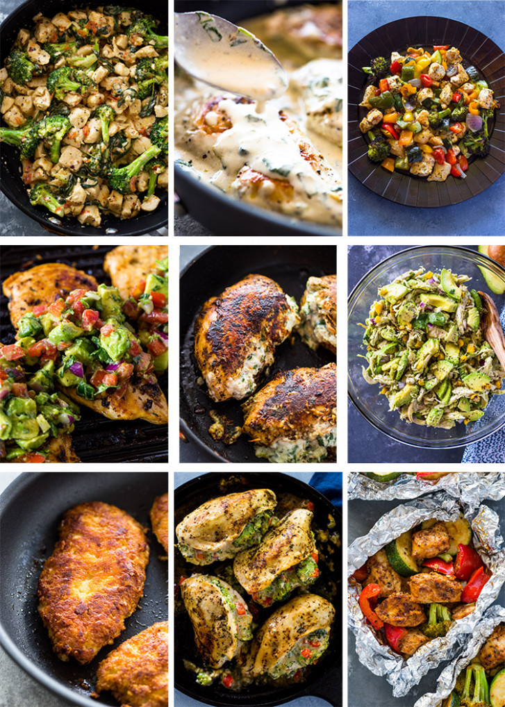 Top 12 Must Try Keto Chicken Breast Recipe Ideas (12 Minutes ..