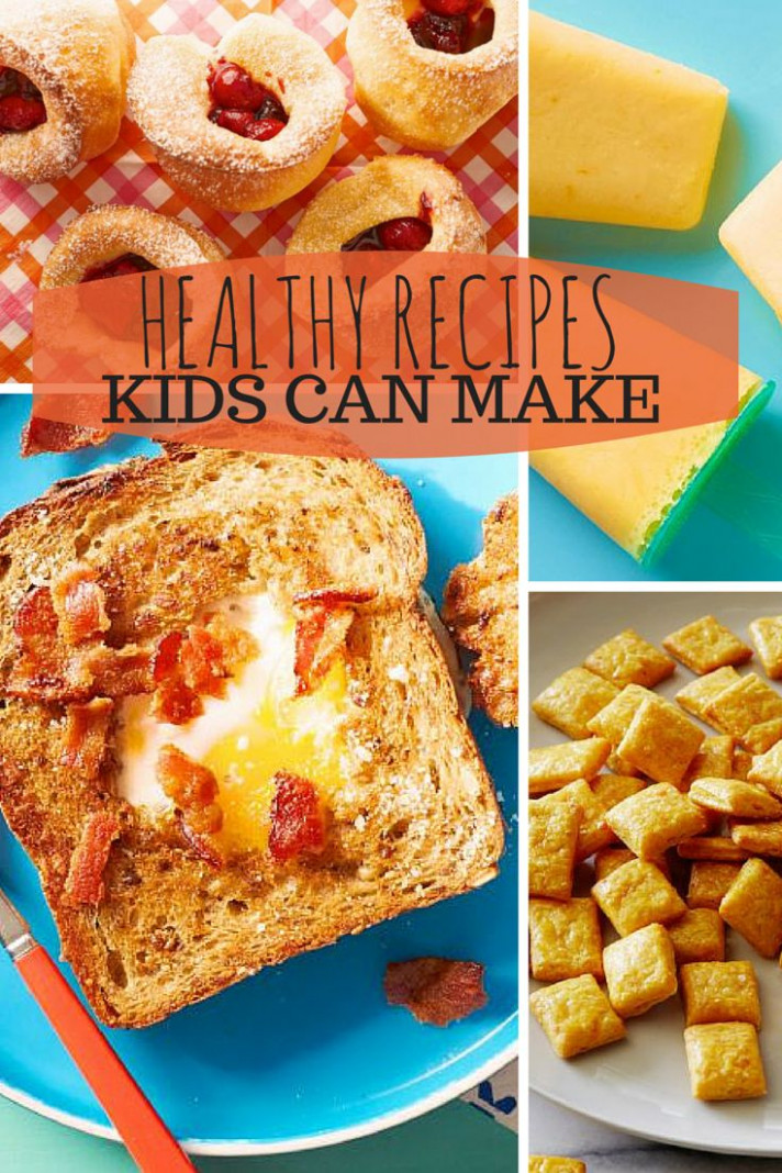 Top 12 Recipes For Kids To Cook True Aim Best Cooking Light ..