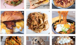 Top 13 Food Bloggers On Instagram (Updated) | NeoReach Blog – Recipes Junk Food