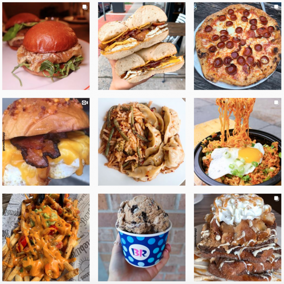 Top 13 Food Bloggers on Instagram (Updated) | NeoReach Blog - recipes junk food