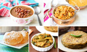 Top 13 Must Try Vegetarian Recipes Across Indian Regional ..