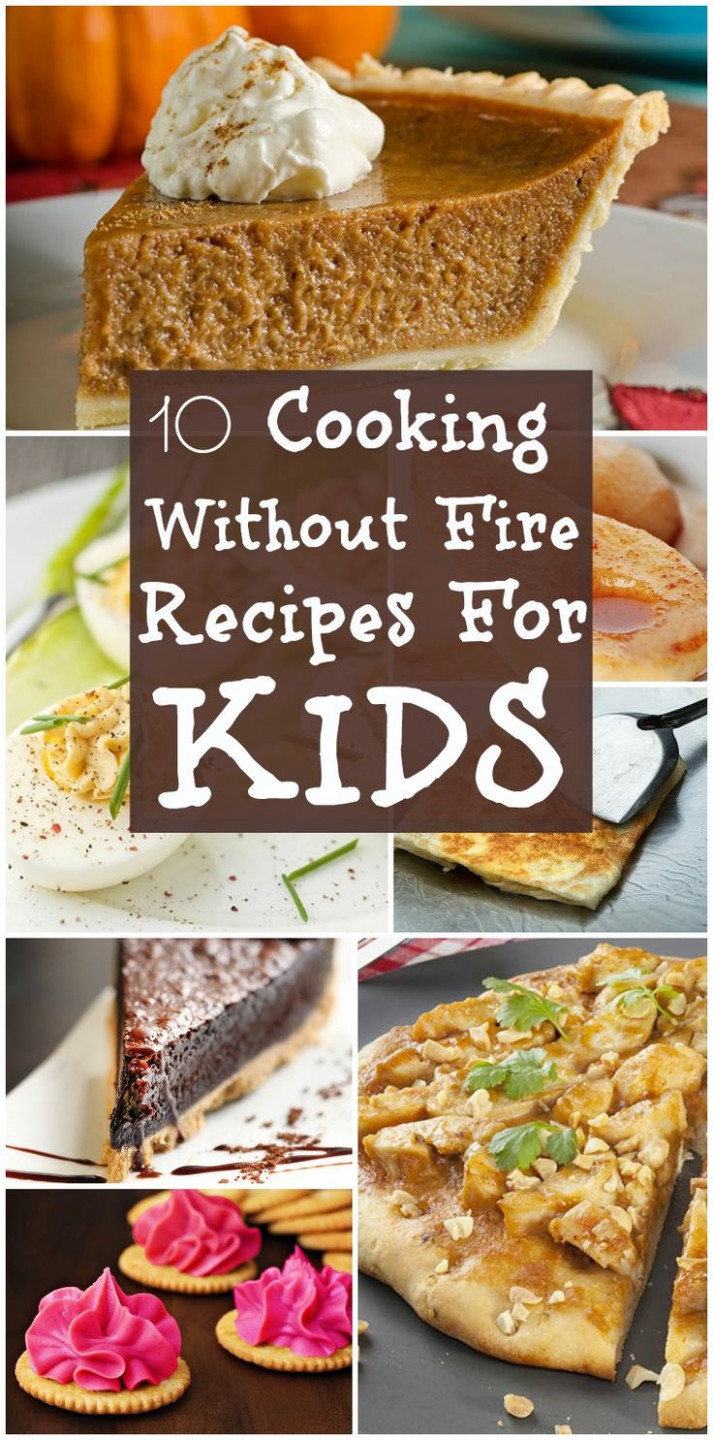 Top 20 Cooking Without Fire Recipes For Kids | Easy ..
