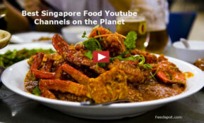 Top 25 Singapore Food Youtube Channels With Best Singapore ..