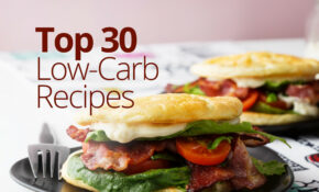 Top 30 Low Carb Recipes – Simple & Delicious Inspiration ..