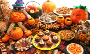 Top 5 Festive Recipes For Your Halloween Party – Top5 – Food Recipes Halloween
