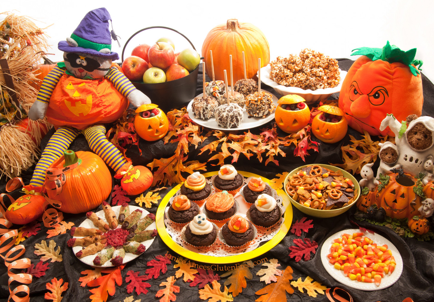 Top 5 Festive Recipes For Your Halloween Party - Top5 - Food Recipes Halloween
