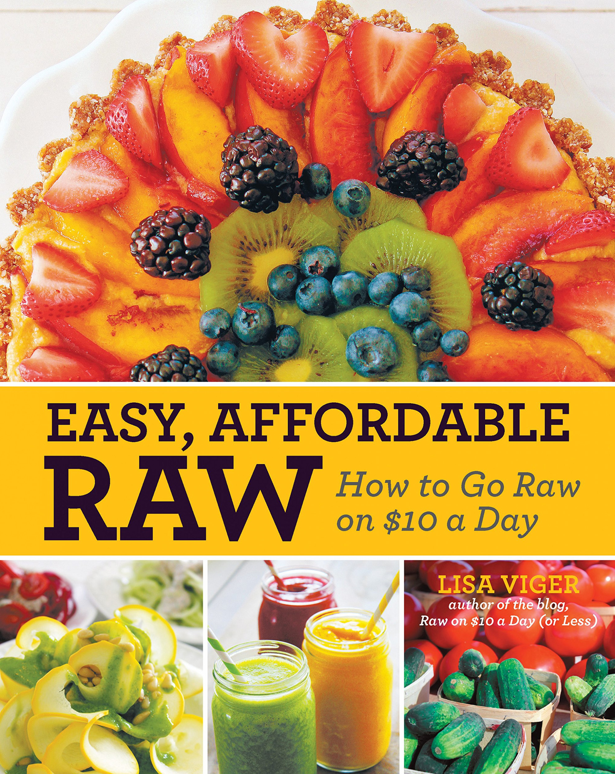 Top Five Raw Food Books for Beginners - The Best Raw Food Books - recipes raw food beginners