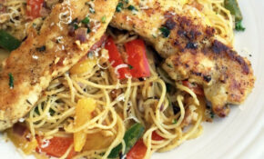 Top Secret Recipes | Olive Garden Chicken Scampi