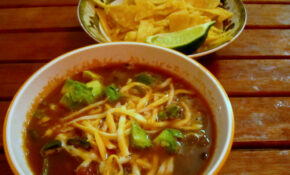 Tortilla Soup – Avocado Recipes Chicken