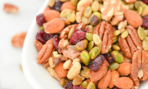 Trader Joe's Omega 3 Trail Mix Recipe | Luci's Morsels – Trader Joe's Vegetarian Recipes