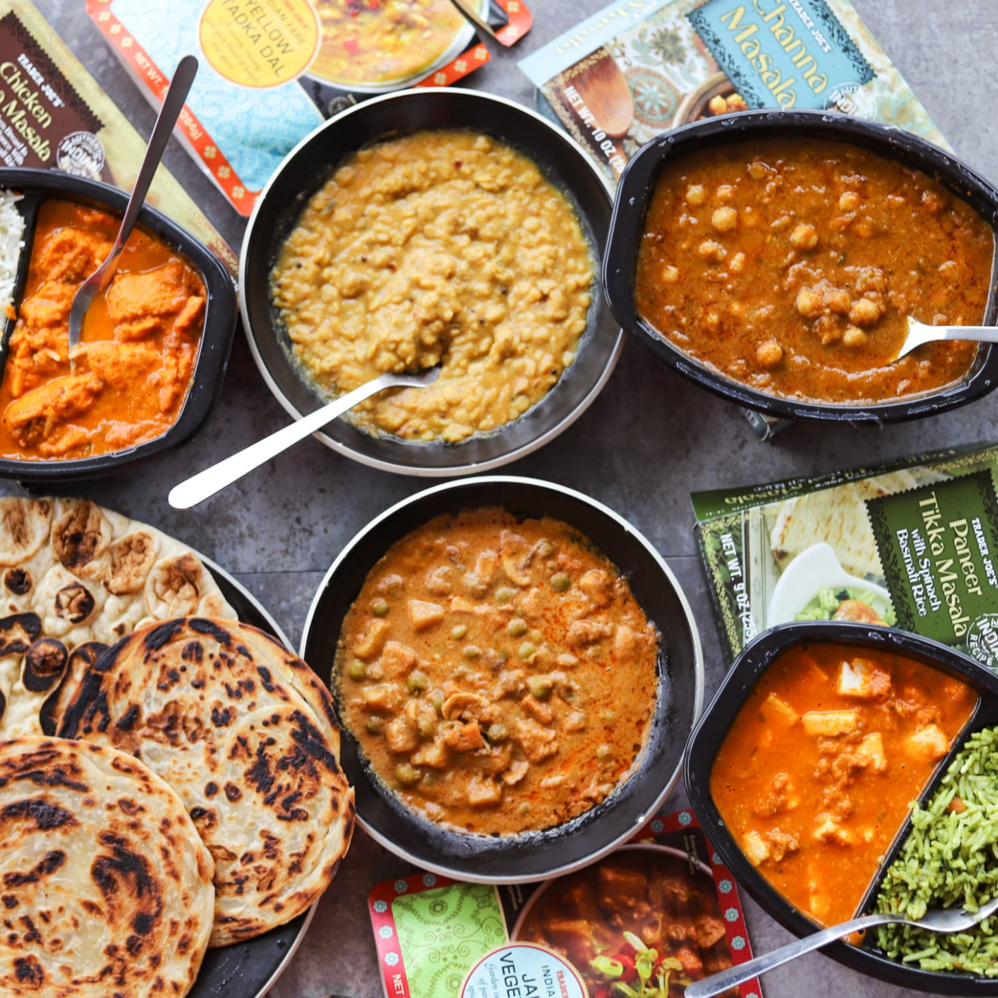 Trader Joes Best Indian Dishes   Kitchn - chicken recipes masala tv