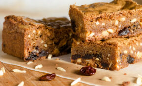 Traditional Campmasterin' Blondies – Camping Food Recipes