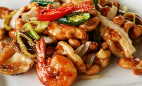 Traditional Chinese Prawns And Cashew Dish – Chinese Food Recipes