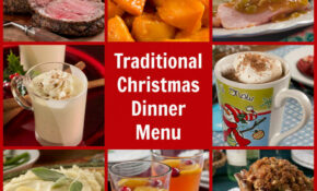 Traditional Christmas Dinner Menu | MrFood