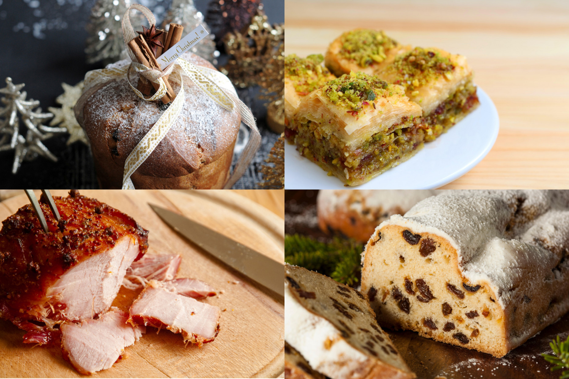 Traditional Christmas food from around the world | GoodtoKnow - food recipes with pictures