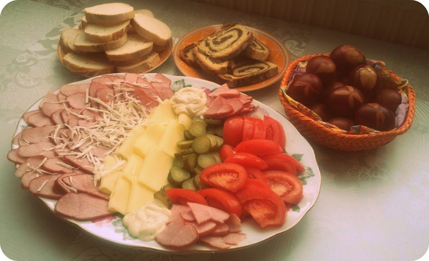 traditional Easter food in Slovenia | Slovenian food ..