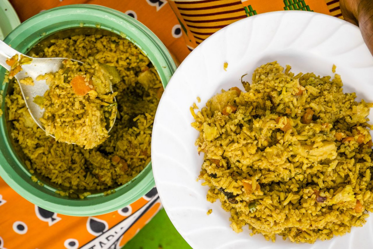 Traditional Kenyan foods from the Swahili coast - food recipes kenya