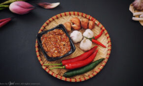 Traditional Malaysia's Recipe: Rempah (Spice Paste) – Malaysian Food Recipes