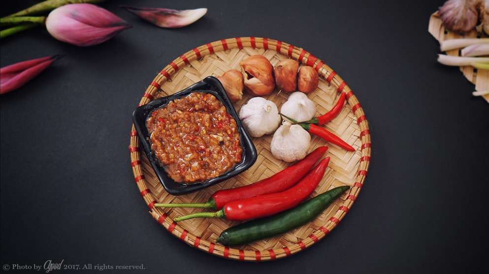 Traditional Malaysia's Recipe: Rempah (Spice Paste) - Malaysian Food Recipes