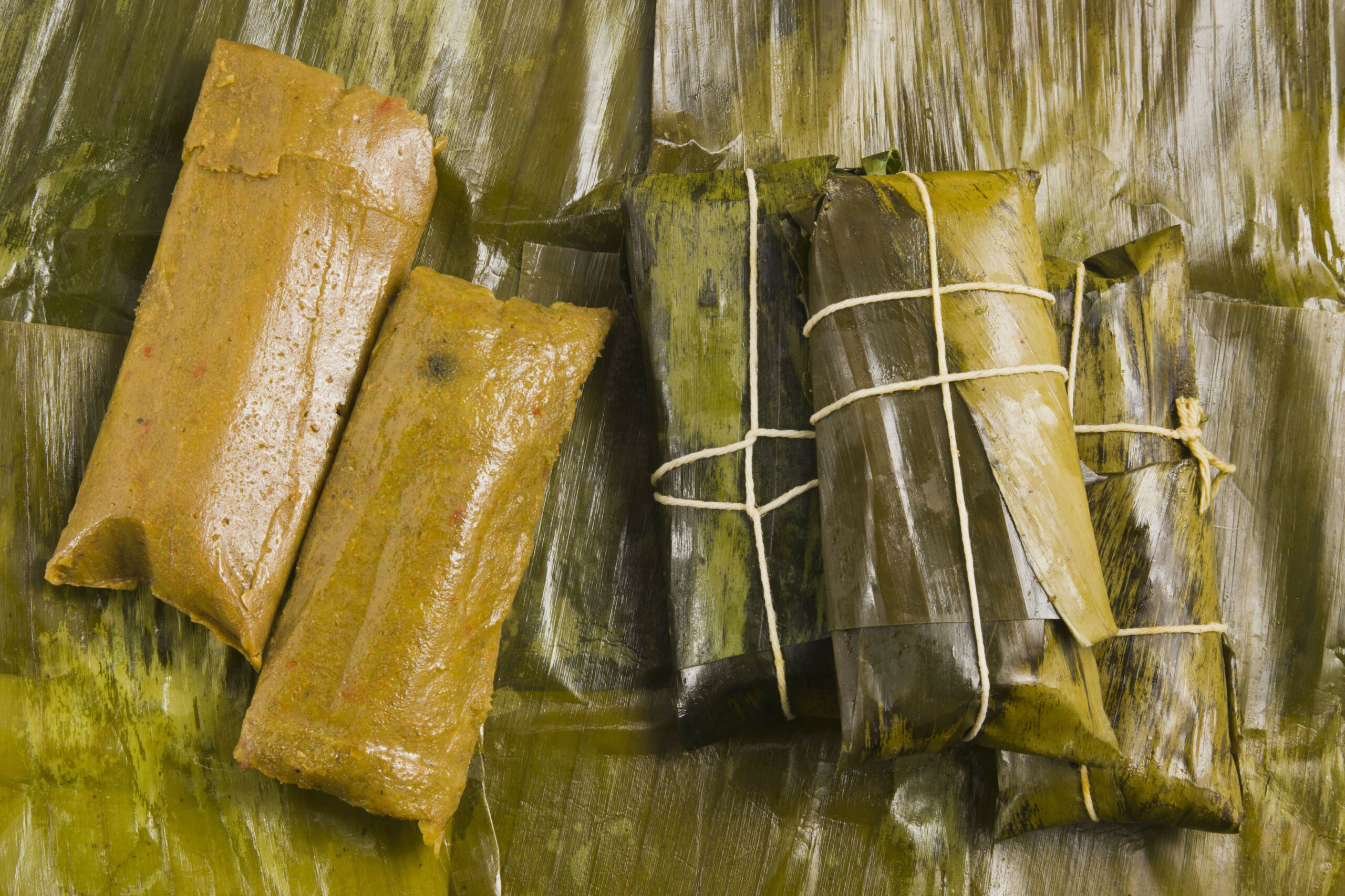 Traditional Puerto Rican Pasteles Recipe - chicken and veggie recipes