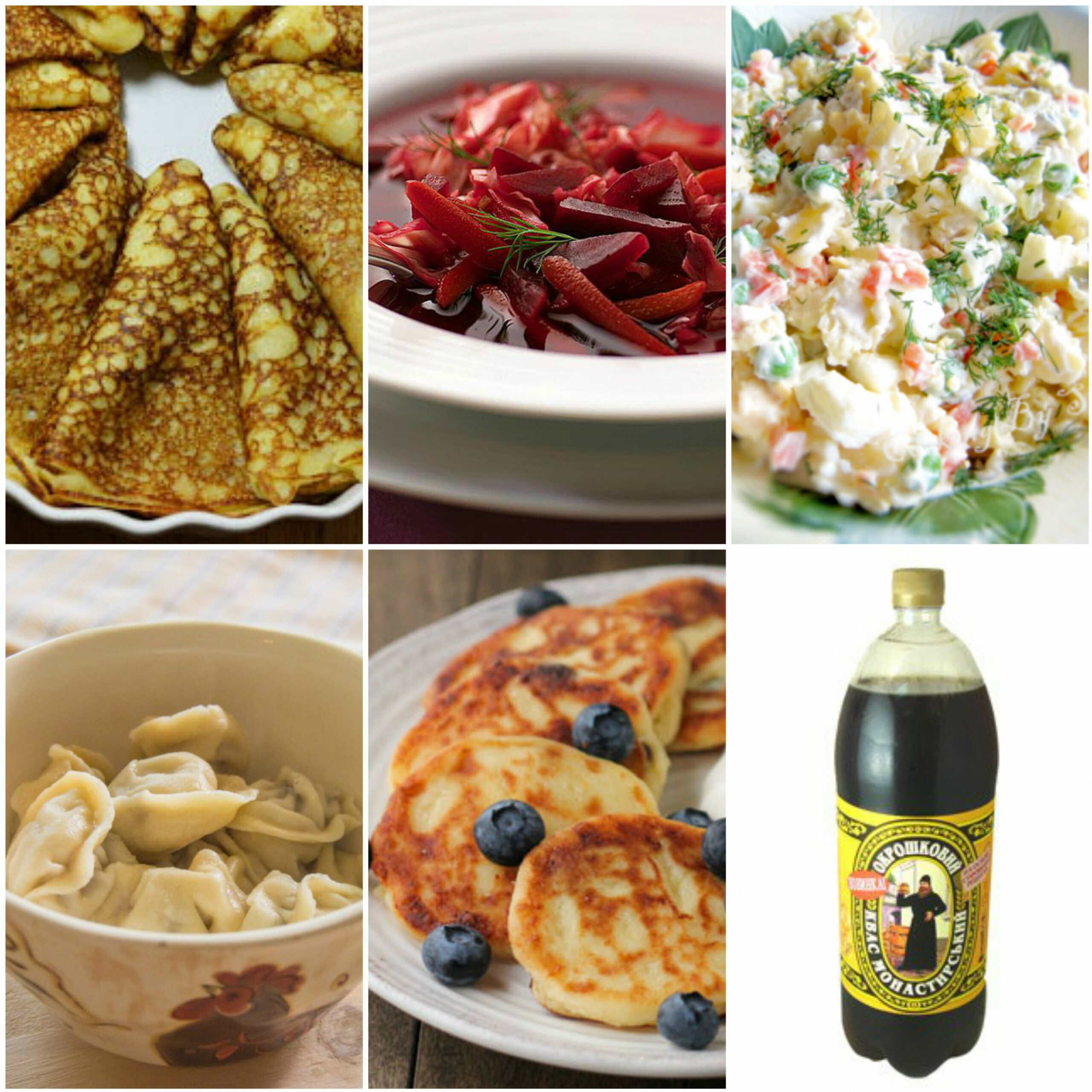 Traditional Russian Foods: Recipes With A Dash Of History • SAFS - Recipes Russian Food