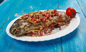 Trout With Pomegranate Sauce, Georgian Recipes – Georgian Food Recipes