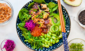 Tuna Poke Bowl Recipe – Recipes Soul Food With Pictures