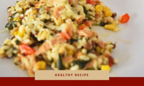 Tuna & Veggie Risotto – Healthy Recipes Quick And Easy