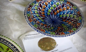 Tunisian Pottery In Stratford Upon Avon | NAZAR BLUE – Recipes Made With Cream Of Chicken Soup