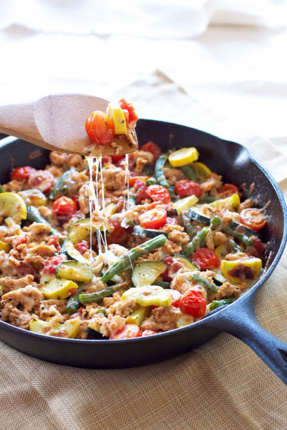 Turkey And Vegetable Skillet |Recipe Runner | My Go To ..