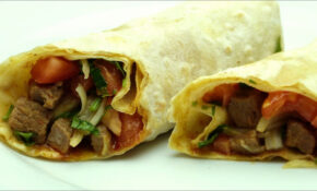 Turkish Beef Wrap Recipe – Easy Turkish Food – YouTube – Turkish Food Recipes Youtube