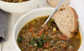 Tuscan Lentil Soup – Recipes Lentil Soup Vegetarian