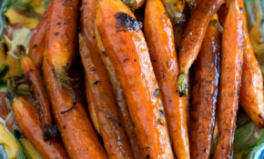 Tuscan Style Roasted Carrots – A Family Feast® – Italian Recipes Vegetarian