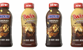Twix And Snickers-Flavored Chocolate Milk Will Sell At ...