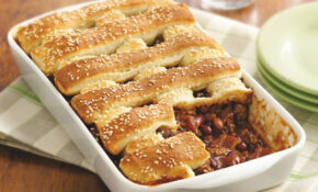 Two Bean Burger Casserole Recipe – Food Recipes Ground Beef