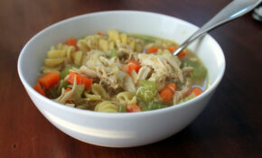 Two In One: Chicken Soup And Chicken Stock | The Kitchen Is ..