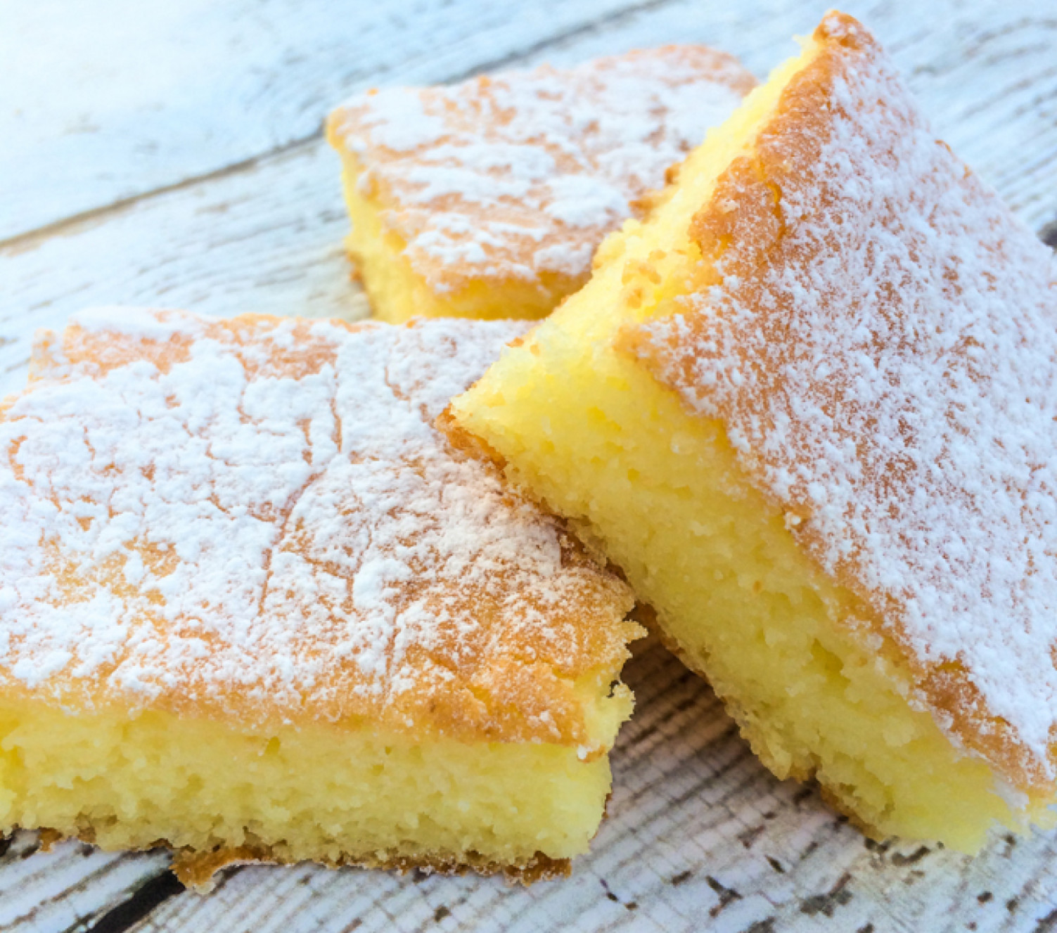 Two Ingredient Lemon Bars Recipe 16 | Just A Pinch Recipes - recipes using angel food cake mix