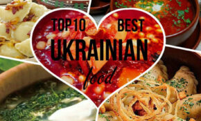 Ukrainian Food Gallery – Ukrainian Food Recipes
