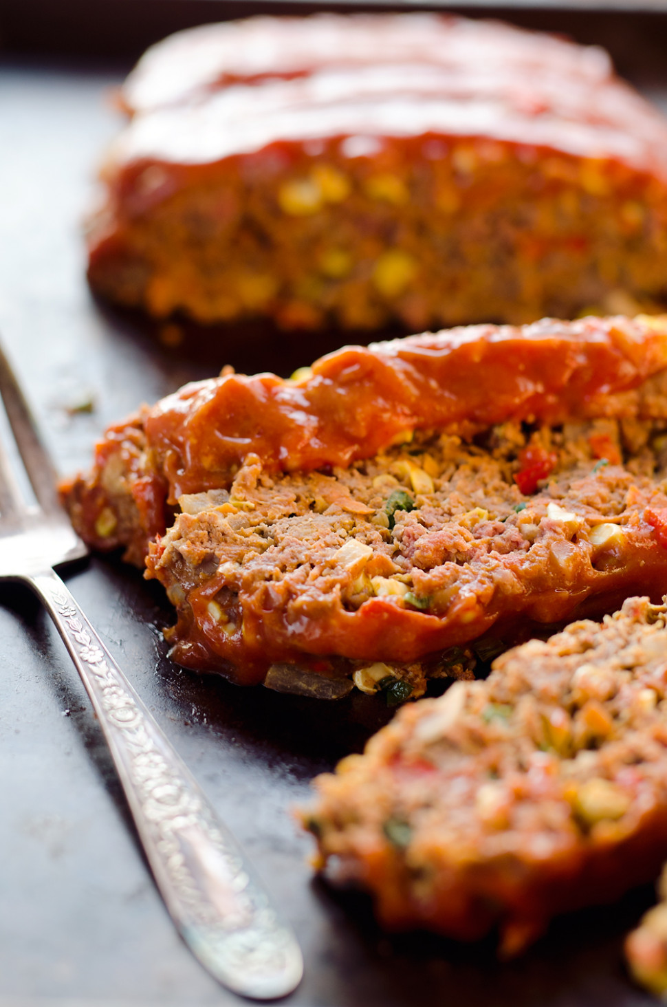 Ultimate Chorizo Meatloaf - chorizo recipes dinner