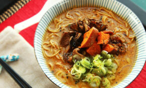 Ultimate Vegan Ramen Recipe With Miso Broth – Vegetarian Recipes Japanese