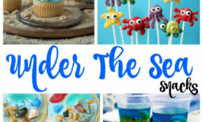 Under The Sea Snacks – Perfect Ocean Theme Party Ideas ..