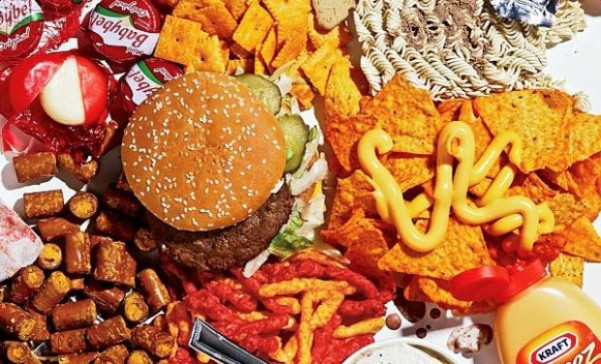 Unhealthy Foods That Cause Cancer • - healthy recipes junk food