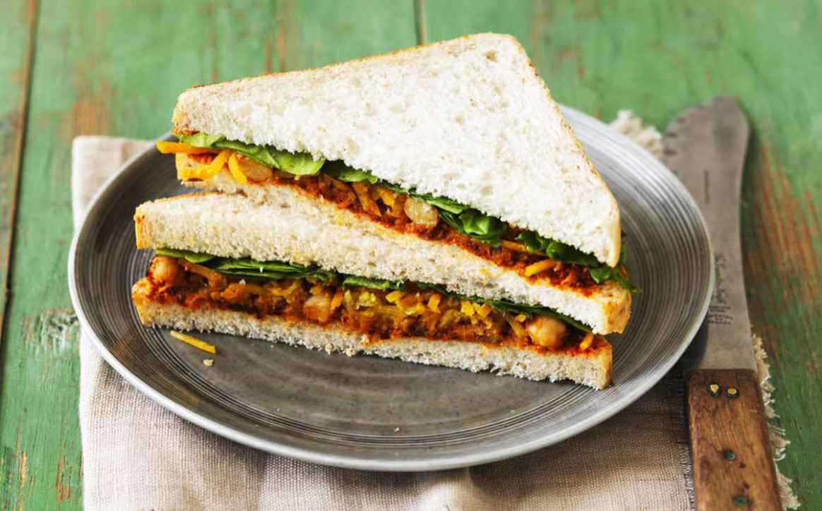 Urban Eat unveils new vegetarian sandwiches and wraps ..
