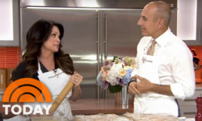 Valerie Bertinelli Makes Chicken Cutlets With Spicy Arugula | TODAY – Valerie Bertinelli Recipes Chicken Thighs