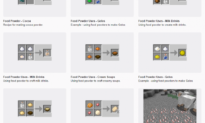VanillaFoodPantry Mod 100.100100.100/100.10010.10 (More Recipes And Better ..