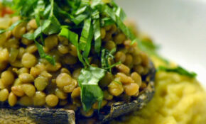 Vanishing Veggie: Arbonne Detox Day 13, Lentil Stuffed ...