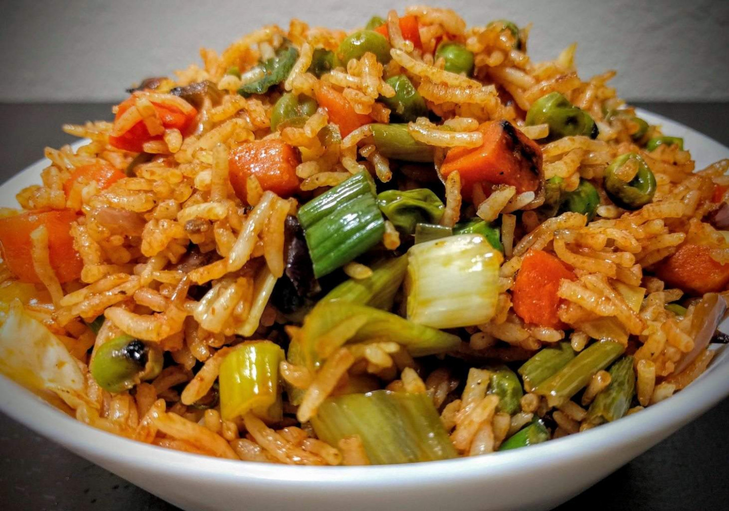 Veg Fried Rice Recipe | Easy Vegetable Fried Rice ..