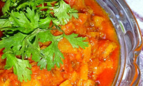 Veg Indian Cooking: Shalgam Ki Sabzi (Turnip Indian Recipe ..