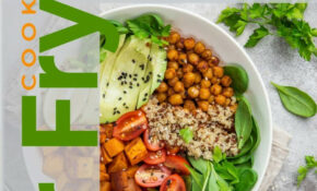 Vegan Air Fryer Cookbook: 13 Healthy Vegetarian Everyday ..